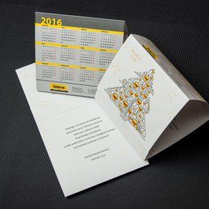 Kalendarze firmowe - Introl