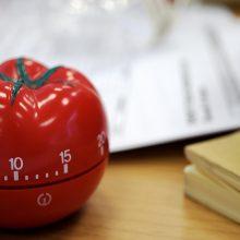 zarządzanie czasem - pomodoro
