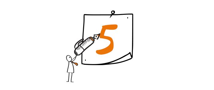 5 powodów dlaczego warto robić odręczne notatki