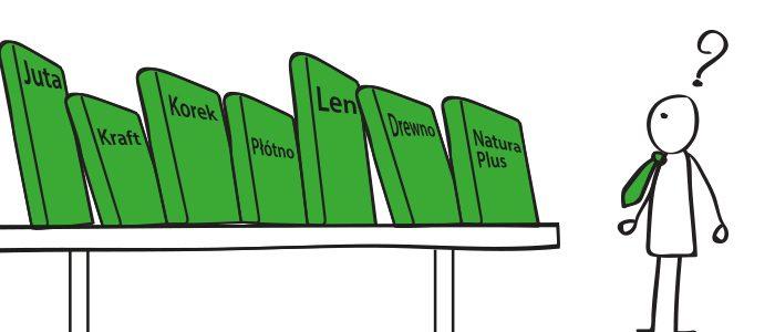 Ekologiczne terminarze i notesy